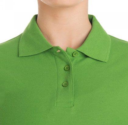 Polo manches longues 100 % coton 220 grs/m²