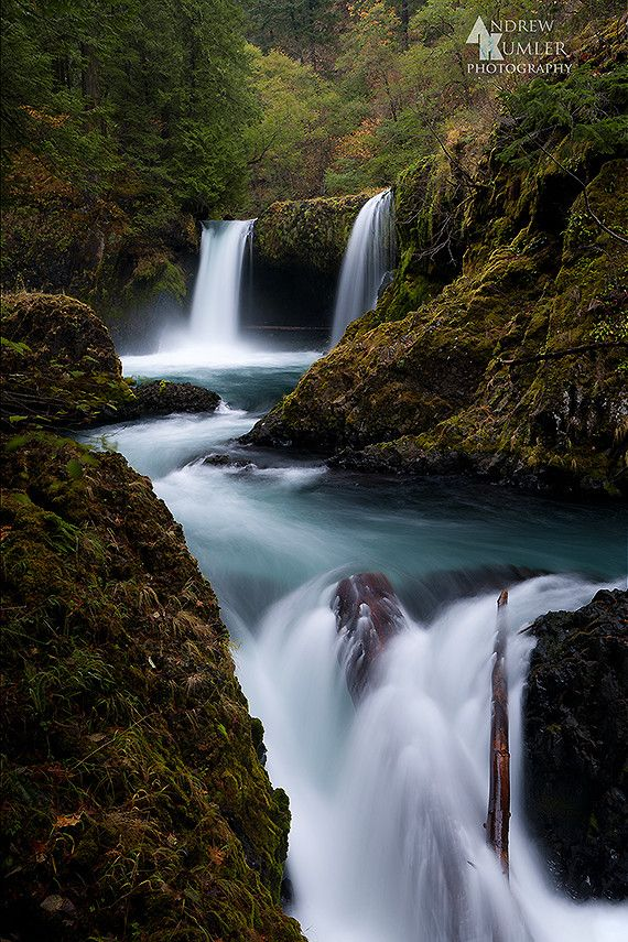 Spirit Falls, Oregon. I want to go see this place one day. Please check out my website thanks. www.photopix.co.nz