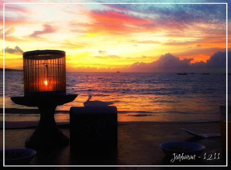 Sunset Dinner - Jimbaran - Bali - Indonesia