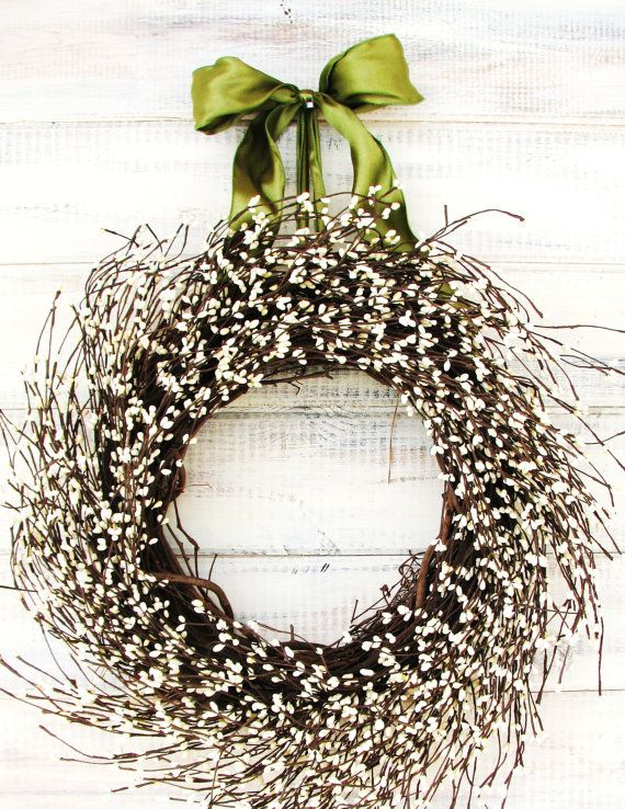 VICTORIAN COUNTRY COTTAGEAntique White Berry by WildRidgeDesign