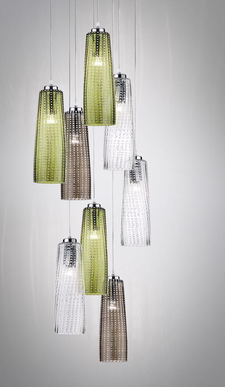 Unusual pendant lamps inspired by medusas digsdigs - Perle Pendant Lamp