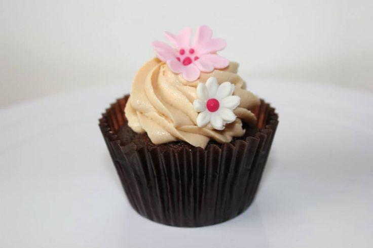 Salted Caramel Cupcakes!!