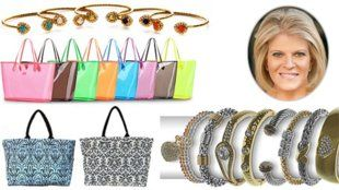 Deals and Steals on GMA today - Bags and Bling