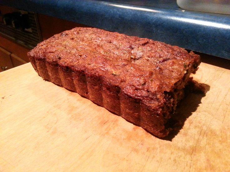 Gluten Free Zucchini Bread | YUM!! | Pinterest