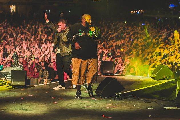 Run The Jewels - Live