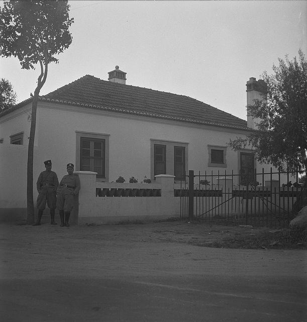 Sociedade Lusitana de Destilação, Riachos, Torres Novas, Portugal 1944