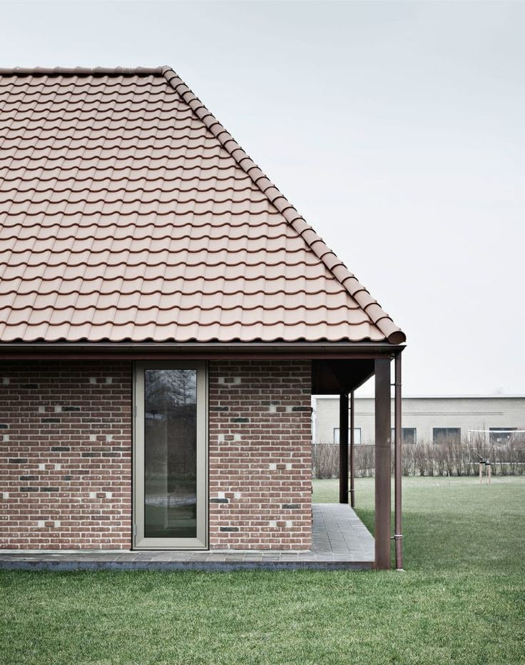 Leth & Gori, Stamers Kontor · Brick House