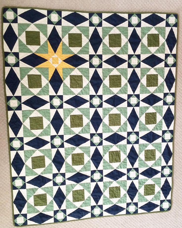 160 best storm at sea images on Pinterest | Quilt patterns, Quilt ... : nautical star quilt pattern - Adamdwight.com