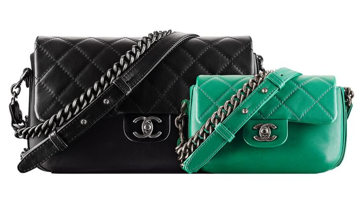 Check Out 92 of Chanel's Spring 2017 Bag Pics   Prices, Including Light-Up LED Bags