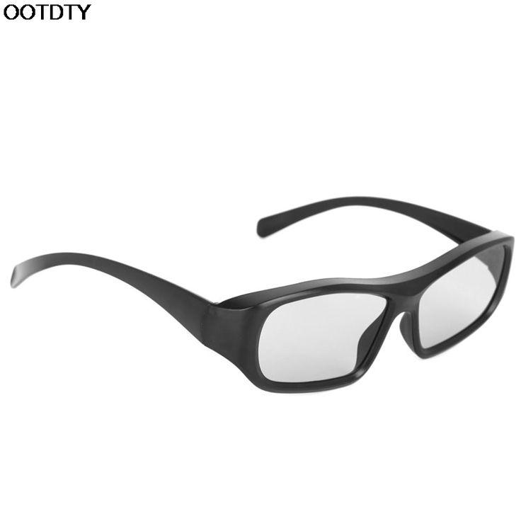 >> Click to Buy << 3D Passive Glasses Black RD3 Circular Polarized 3D Viewer Cinema Pub Sky Cinema #L060# new hot #Affiliate