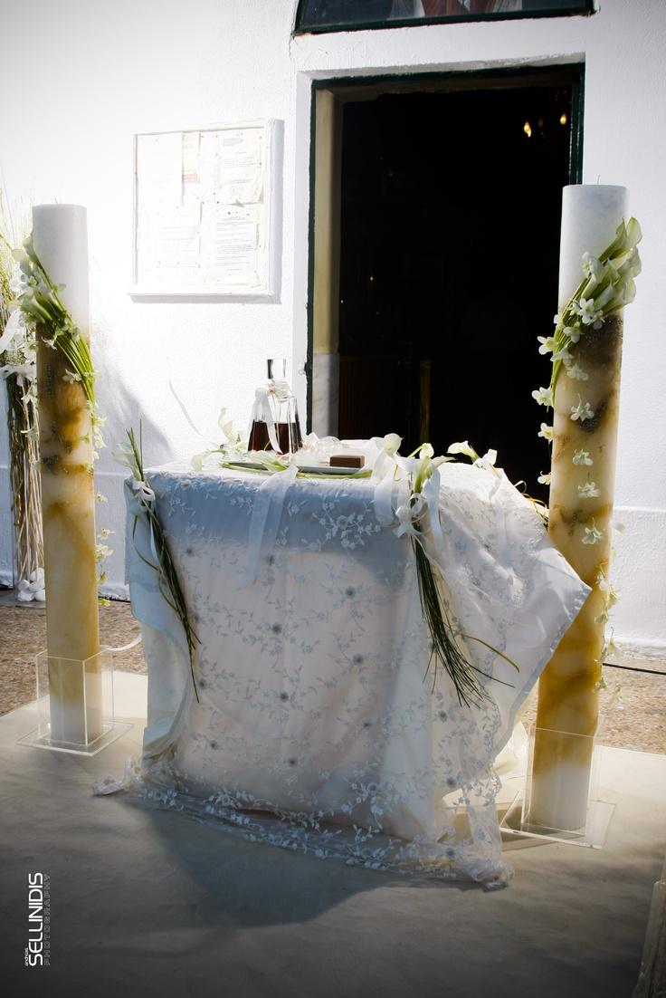 summer wedding ceremony(agia marina -Porto Rafti)