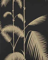 Wall paper  PALM LEAVES 05