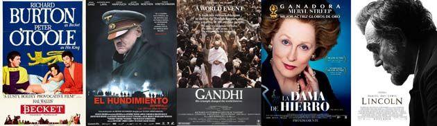 Personajes que cambiaron la historia en la gran pantalla en Santiago