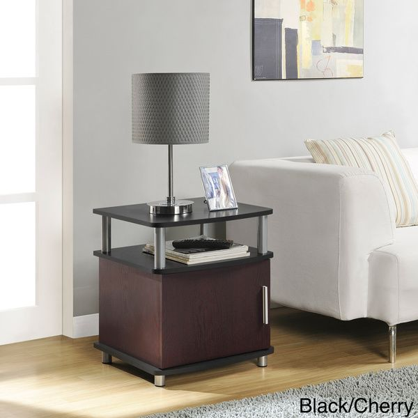 Altra Carson Storage End Table - Overstock™ Shopping - Great Deals on Altra Coffee, Sofa & End Tables