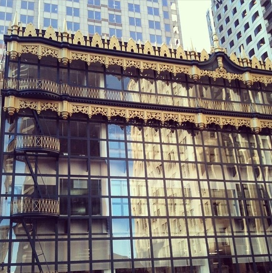 Sf Apartments For Sale: The Hallidie Building In San Francisco—site Of The