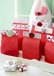 22 best Gift Bag Ideas images on Pinterest | Goodie bags, Holiday ...
