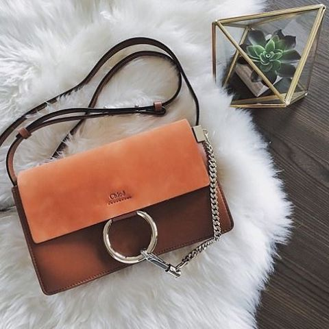We dream of Chloé bags.   // Follow @ShopStyle on Instagram for more inspo.