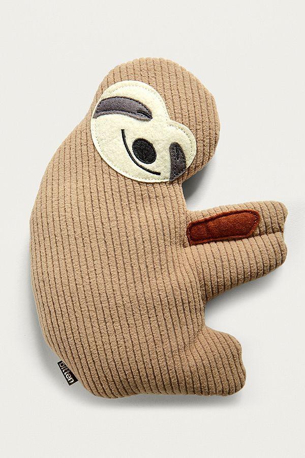 Huggable Sloth Handwarmer Huggable Heating And Cooling Heating Pad
