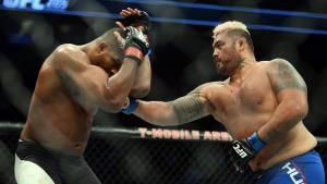 Mark Hunt eyes rematch with Junior dos Santos or 'cheating bum' Alistair Overeem after Derrick Lewis KO