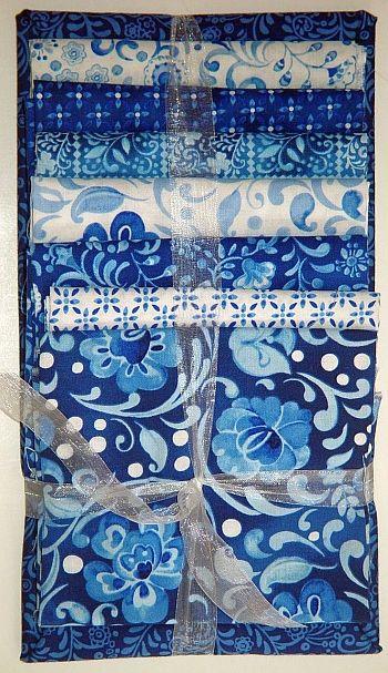 China Blues fabric