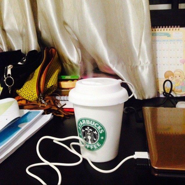 [Qoo10] Starbucks humidifier