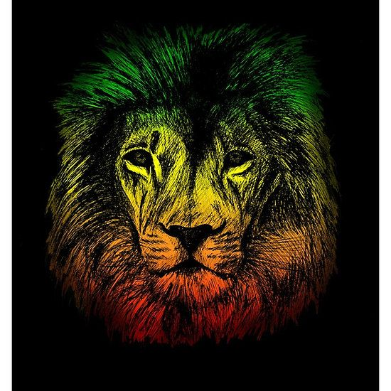Colourful Lion Available to buy on…T-Shirts & Hoodies, Stickers, iPhone & iPod Cases, Samsung Galaxy Cases