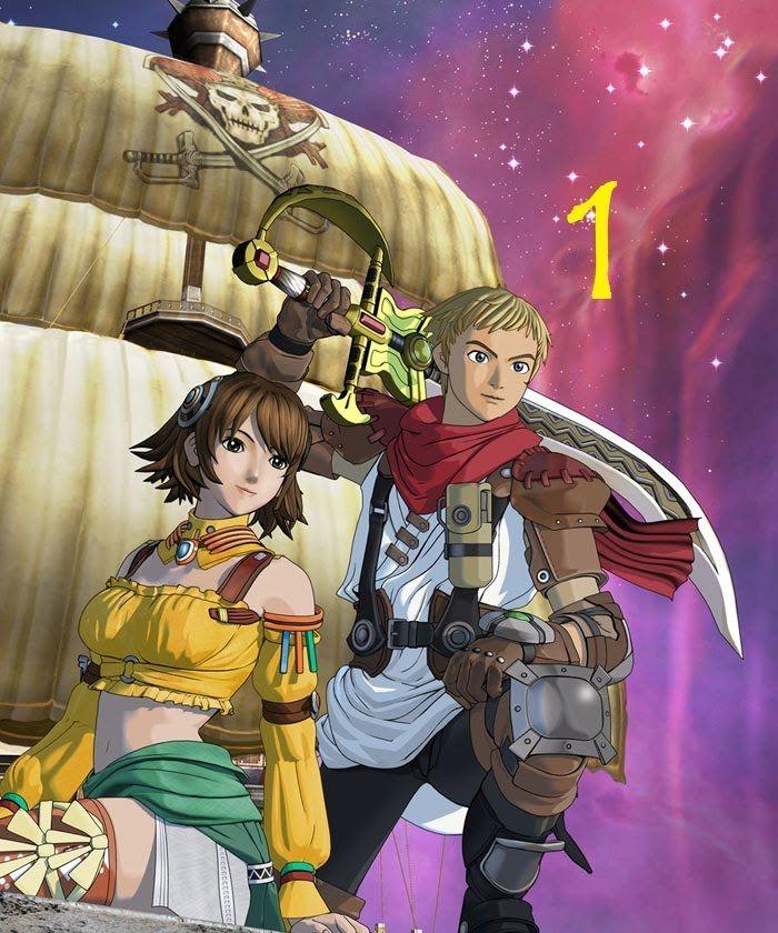 Rogue Galaxy PS2 Playstation 2 Maxy Long Gameplay {1}