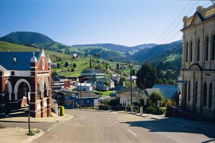 Visit - Victorian High Country