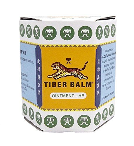 Tiger Balm White Ointment HR Pain Relief 30g (Big Size)