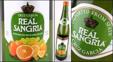 Real Sangria White - the best bottled white sangria I've had so far.