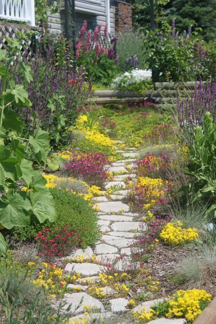 Vorgarten Mit Pflanzen Gestalten Ideen Wie Sie Ein Frisches Flair In Den Vorgarten