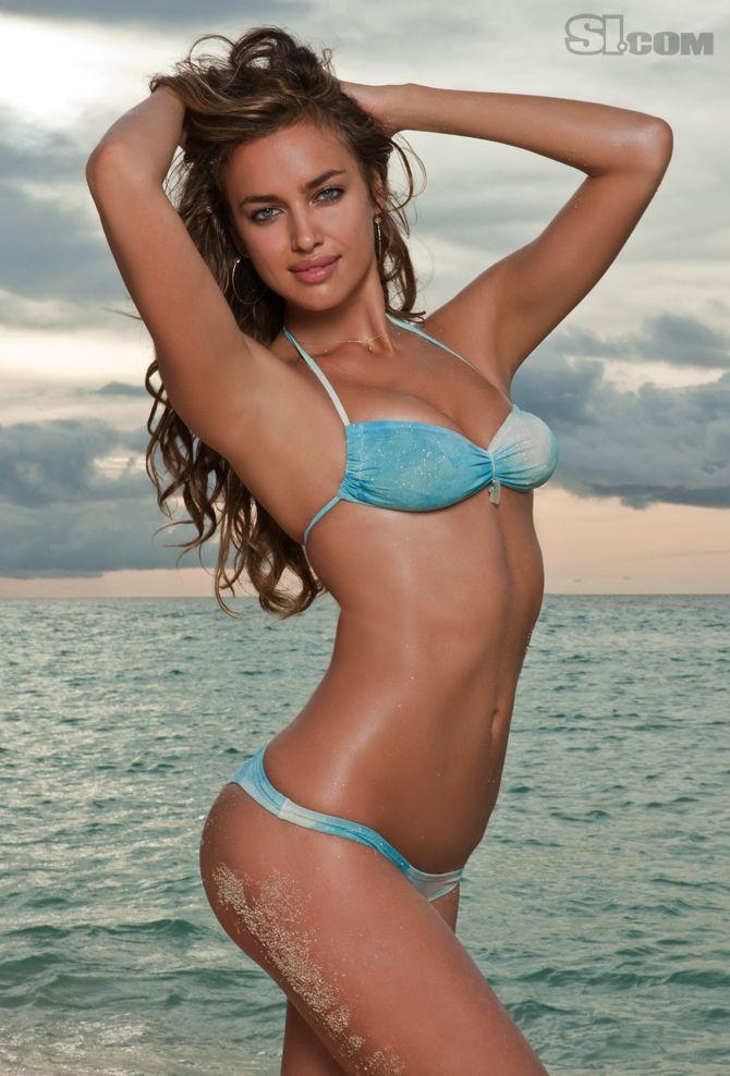 Irina Shayk - Sports Illustrated Swimsuit 2011 (Boracay Island, Philippines) Pinned by www.borabound.com