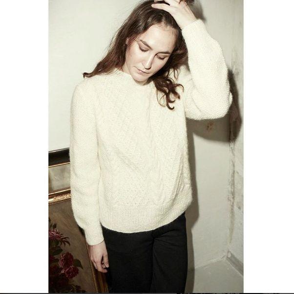Skall studio Norma knit AW15 Made in Denmark