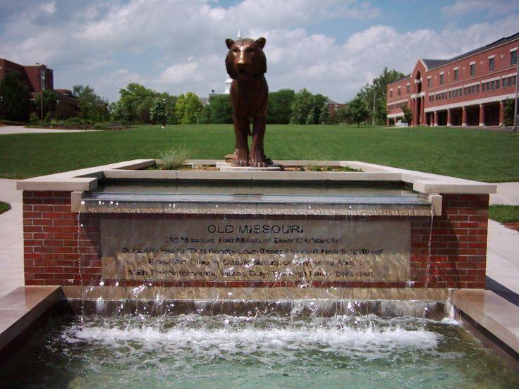 Top 20 Universities in Missouri