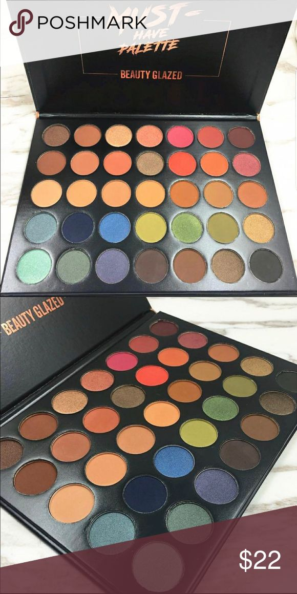 Must have palette 35 Colors eyeshadow new Boutique
