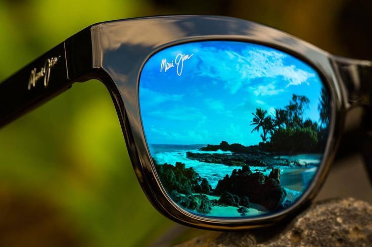 Re-post from Maui Jim May your Monday blues be beautiful. #YYCFashion #YYCStyle #Vacay