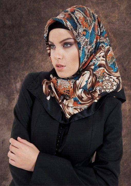 Turkish Hijab Styles