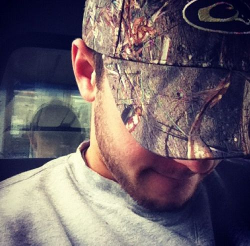 i dont know why but it is so true that every country girl falls for a boy in any type of camo and that has a beard it is just ssoo dang sexy!! :)