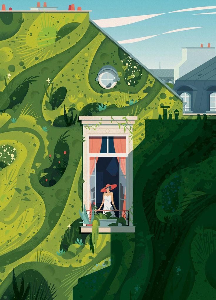 The Gorgeous Architectural Illustrations of Cruschiform – sara