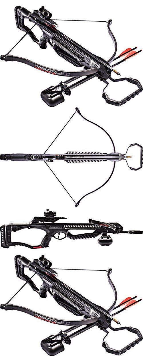 Archery Sets and Kits 161751: Crossbow Hunting Light Weight Red Dot Sight Target Shooting Kit 150 Lbs 245Fps BUY IT NOW ONLY: $280.48