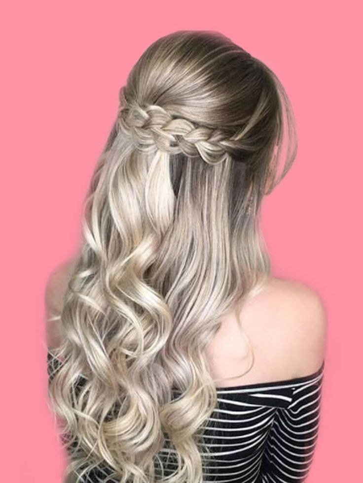 Attractive Dutch Braid Hairstyles Designs to try for ladies 25  #braidedhairstyles #dutchbraided #longhairstyles
