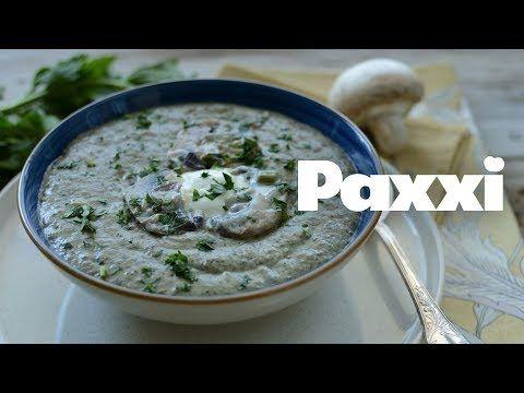 Μανιταρόσουπα χωρίς τύψεις — Paxxi