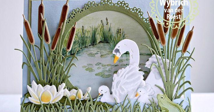 Langzaam lokt het voorjaar en beginnen we te dromen van zachte, zonnige dagen aan de waterkant. Dit uiten we het liefst door mooie vijverka...