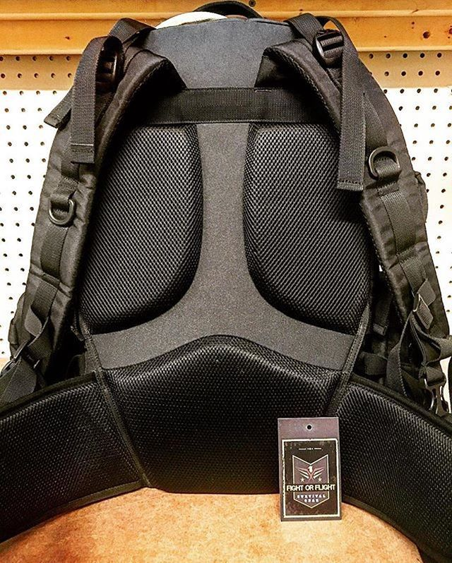 Inverted T padding design of our new Three Day Tactical Pack allows for long term comfort and advanced airflow for proper cooling. 👊👊👊 *** #bugoutbag #molanlabe #donttreadonme #1776united #badasserry #gear #valhalla #tactical #tacticool #tacticallife #tacticalgear #everydaytactical #tactical #survivalskills #prepping #bepreparred #fightorflight #fightorflightsurvivalgear