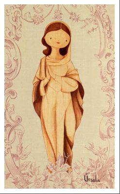 Virgen Inmaculada. Inmaculate Virgin