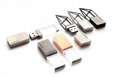 Empty Memory FlashDrives - Minimalissimo