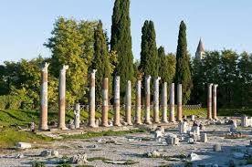 Aquileia nel Friuli Venezia Giulia