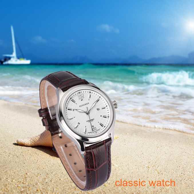 Classic men watch , simple but nice business watch