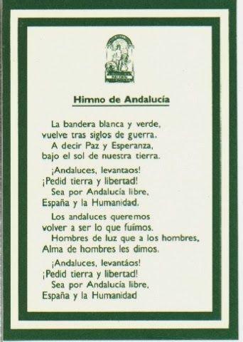 Cada persona es especial: 28 Febrero Día de Andalucía