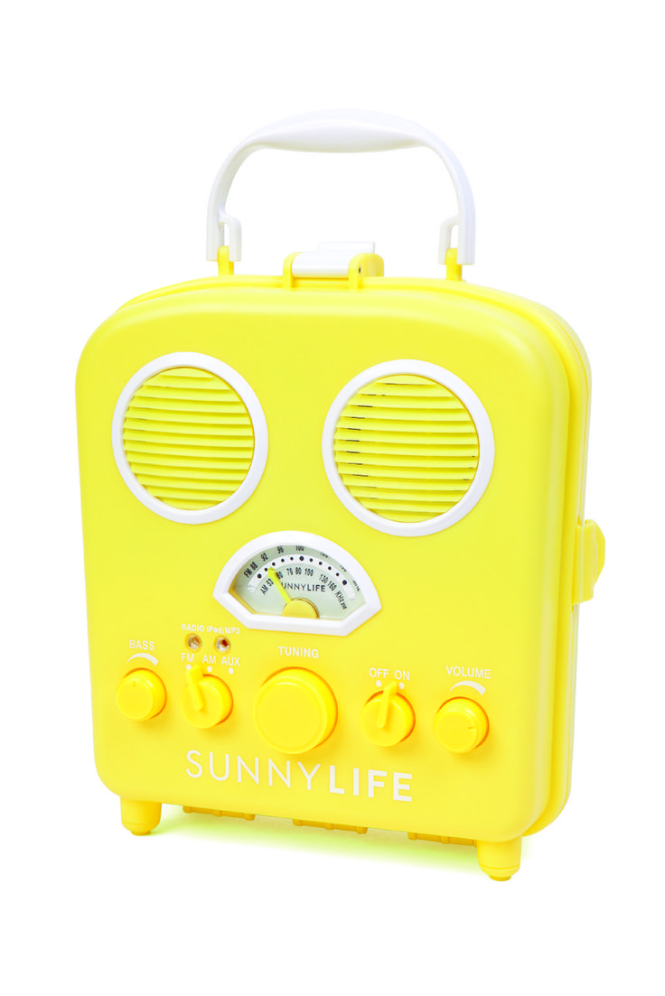 Sunny Life Beach Sounds - Portable Music Player - All That I Need